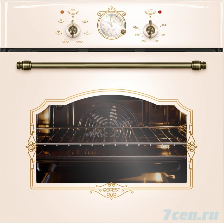 Электрический духовой шкаф GEFEST ДА 602-02 К55