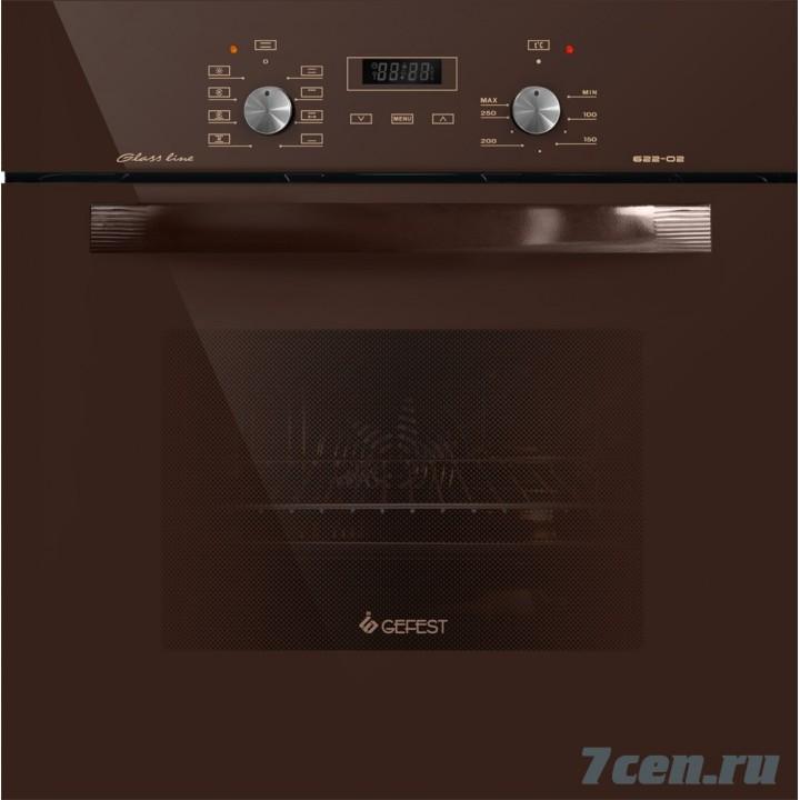 Электрический духовой шкаф GEFEST ДА 622-02 К