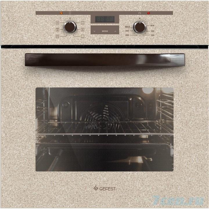 Электрический духовой шкаф GEFEST ДА 622-02 К48S