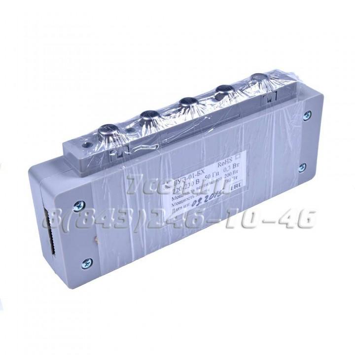 Блок управления воздухоочистителя БУВ-01-БХ