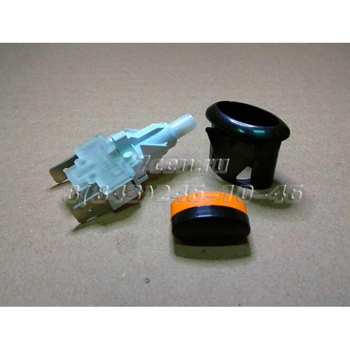Кнопка подсветки  коричневая ПКн 507-443