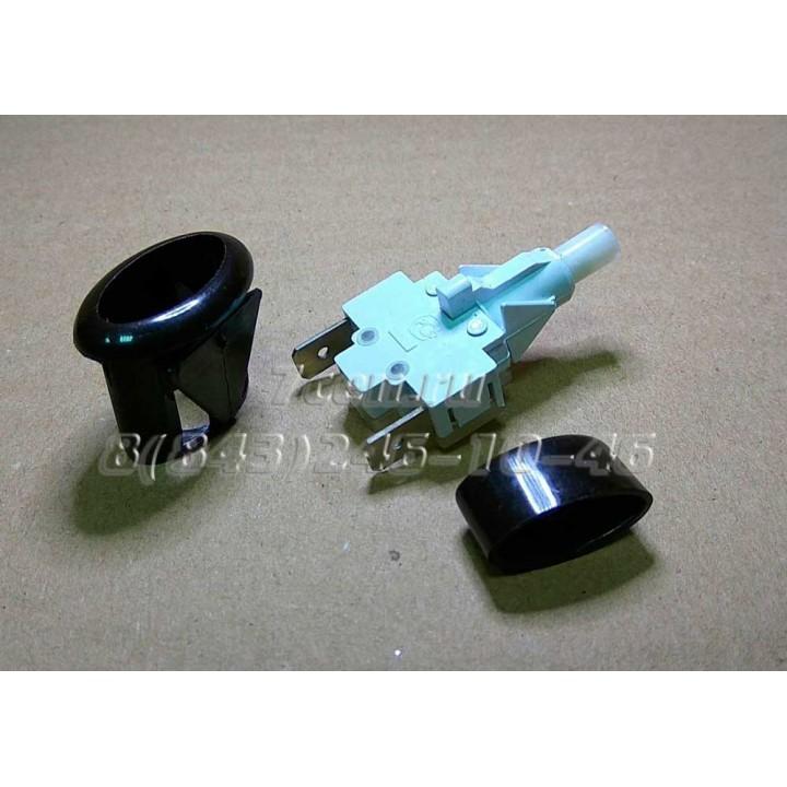 Кнопка розжига чёрная ПКн 506-222