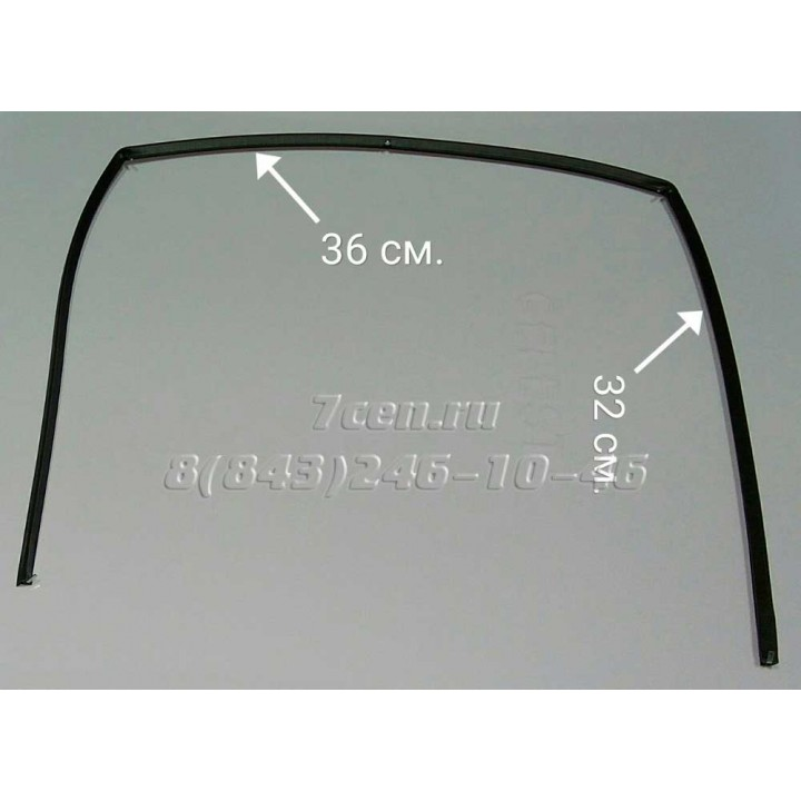 Уплотнение духовки 1467-04.000А-03